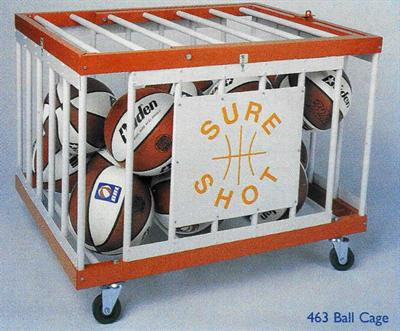 Sure Shot Ball Cage
