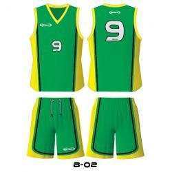 d-sports BB02 Basketball Uniform