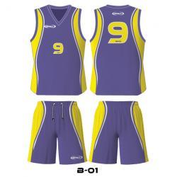 d-sports BB01 Basketball Uniform