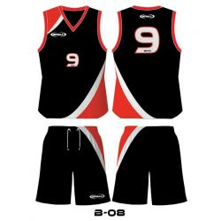 d-sports BB08 Basketball Uniform