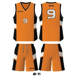 d-sports BB11 Basketball Uniform