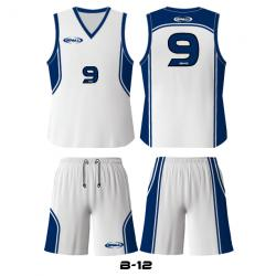 d-sports BB12 Basketball Uniform