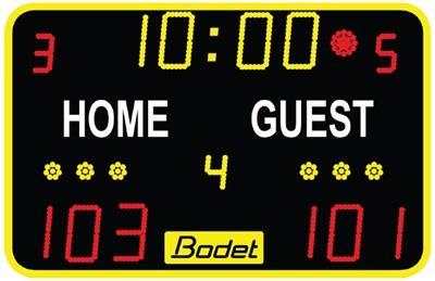 Bodet BT6015 Scoreboard
