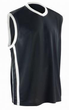 Spiro Basketball Vest-Black