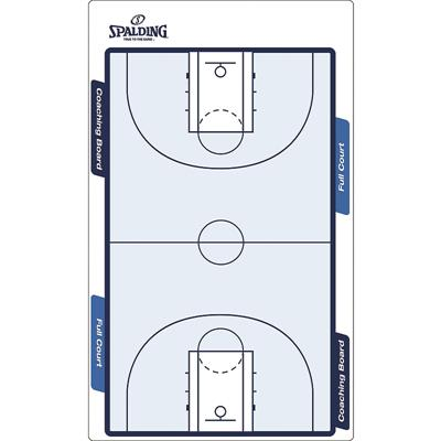 Spalding Basketball Tactics Board