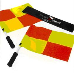 Referees Assistants Flags