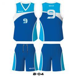d-sports BB04 Basketball Uniform