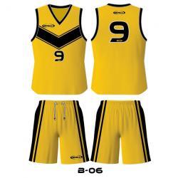 d-sports BB06 Basketball Uniform