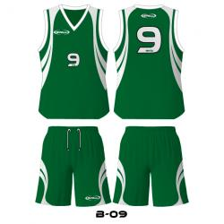 d-sports BB09 Basketball Uniform
