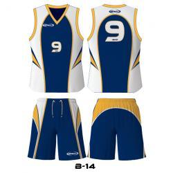 d-sports BB14 Basketball Uniform