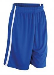 Spiro Basketball Shorts-Royal