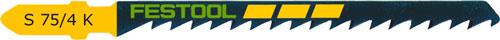 Festool S 75/4 K, Jigsaw Blade