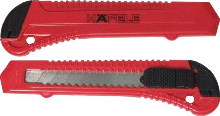 Häfele snap knife with lock