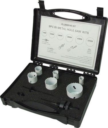 Plumber's hex kit