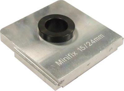 Drill insert, for Minifix 15