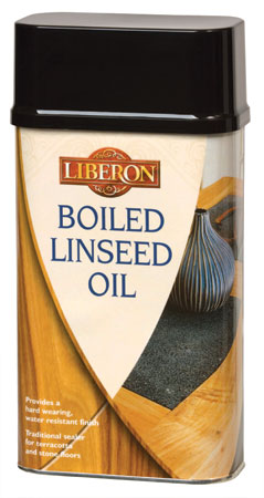 Boiled linseed oil Clear 1l