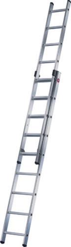 Hailo Profistep Duo, Aluminium Extension Ladder, 2-Section