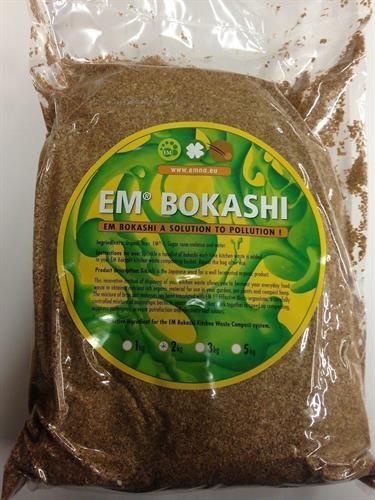 2kg Bokashi EM Bran Mix