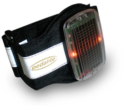 Anklelite / Armlite Solar Powered Safety Wear