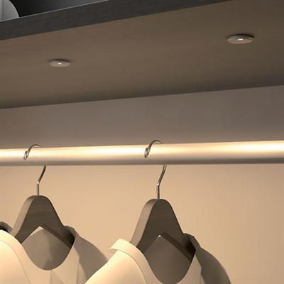 Loox LED 4004 Downlight set, round, 350mA/1W
