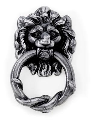 Louis Fraser 287 Lion Door Knocker
