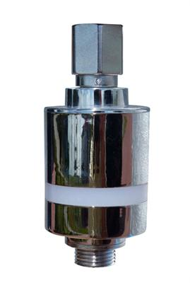 H2O (Water Powered) Inline Shower Timer Indicator