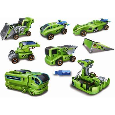 PowerPlus Butterfly 6 in 1 Solar/Hybrid Toy Kit