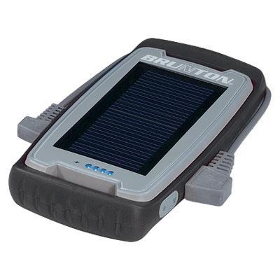 Brunton Freedom USB Battery & Solar Hybrid (Black)