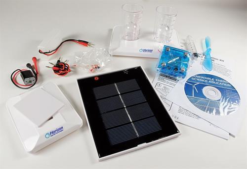 Horizon Solar Hydrogen Education Kit