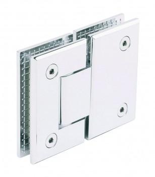 Glass To Glass Hinge (180 Deg)