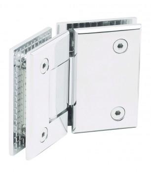 Glass To Glass Hinge (135 Deg)