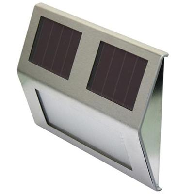 Powerplus Goldfinch Outdoor Solar Wall Light