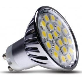 Ecozone GU10-320 Lumilife 4 watt LED bulb