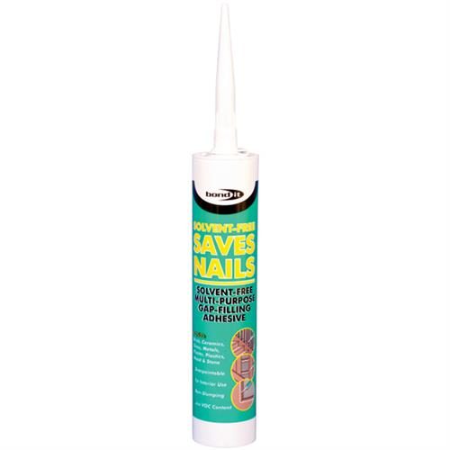 Saves Nails solvent free   Colour: White, Enviromentally friendly