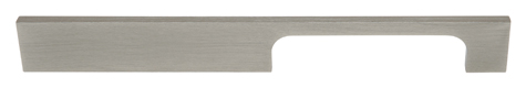 Pull handle, 160 mm hole centres, 250 mm length