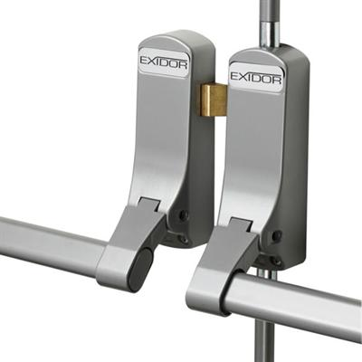 Exidor Double Panic Latch and Bolt 28285