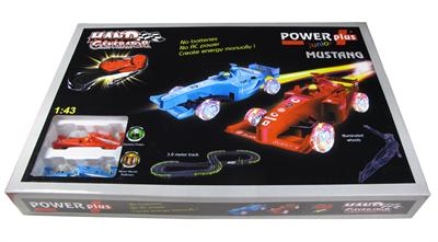 POWERPlus Mustang Slot Racing Set