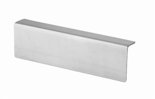 Headrail Angled S/Steel T960
