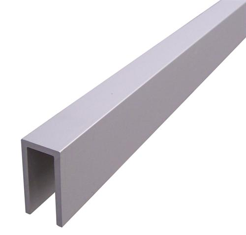 Headrail Channel Aluminium T975
