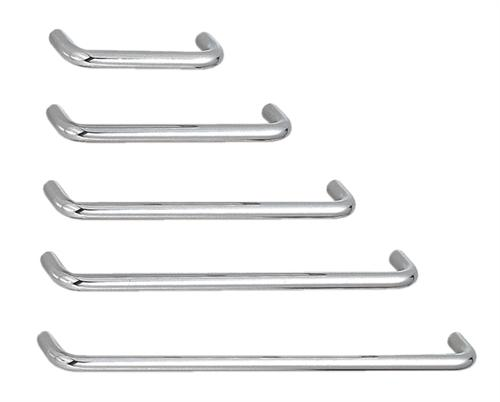 Wire Pull Handle (SWF) in 316 Satin Stainless Steel