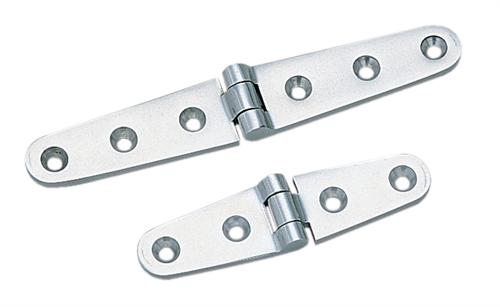 Leaf Hinge (50704/706) in 316 Stainless Steel