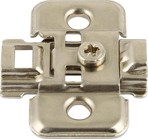 Click on Mounting plate for Hafele concealed hinge