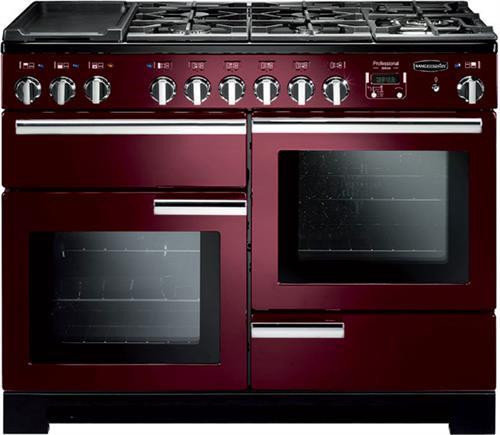 Rangemaster Professional Deluxe 110 range cooker, 1100 mm, Dual fuel