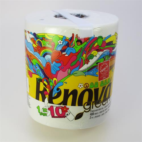 Recycled Paper Towels