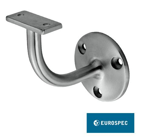 Handrail Brackets (62mm) Bright Stainless Steel