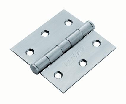 Plain Hinge 76mm x 76mm x 2mm