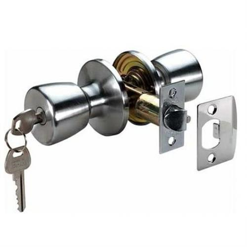 Era Knobset- Privacy Suite in satin chrome (168-51)