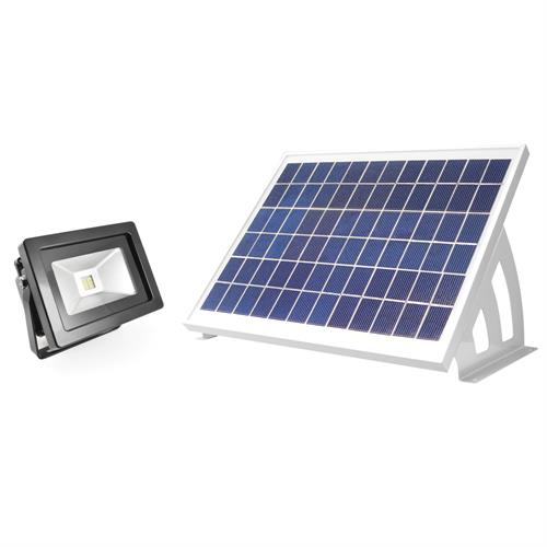 Evo SMD Remote Controlled Solar Floodlight (S9930)