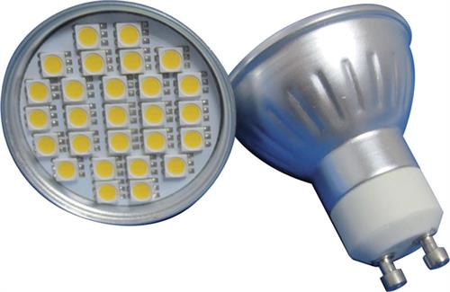 Buy led lamp w gu v tac distrelec export shop