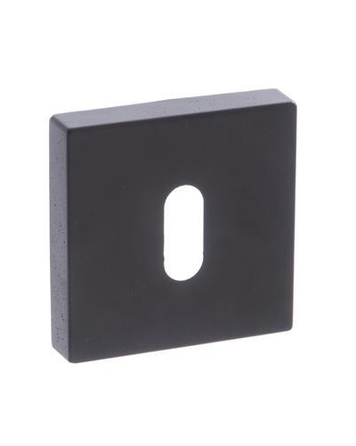 Forme Minimal Square Rose Key Escutcheon